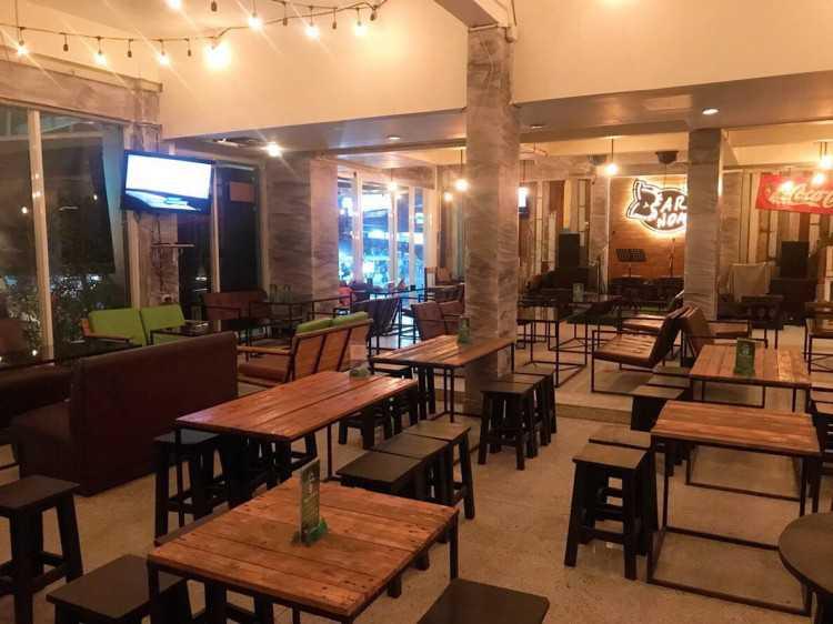 Barนม เครื่องดื่มและอาหาร ลาดพร้าว87 : กรุงเทพ