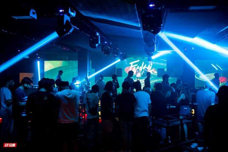 Lit Club : กรุงเทพ