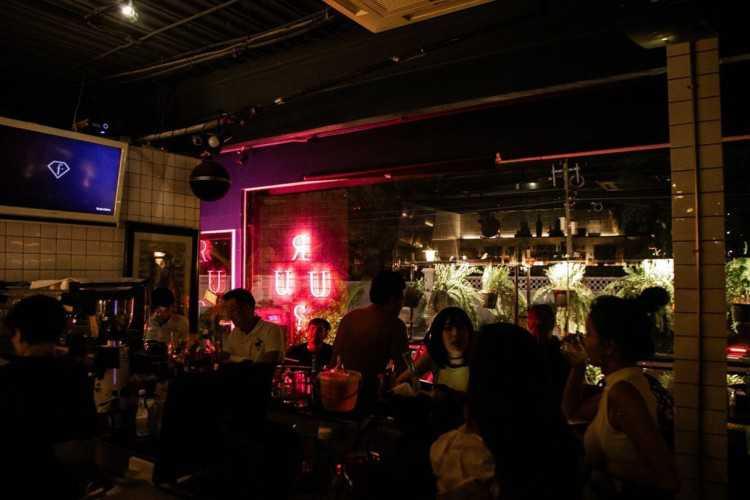 RUU Bar : ทองหล่อ - เอกมัย