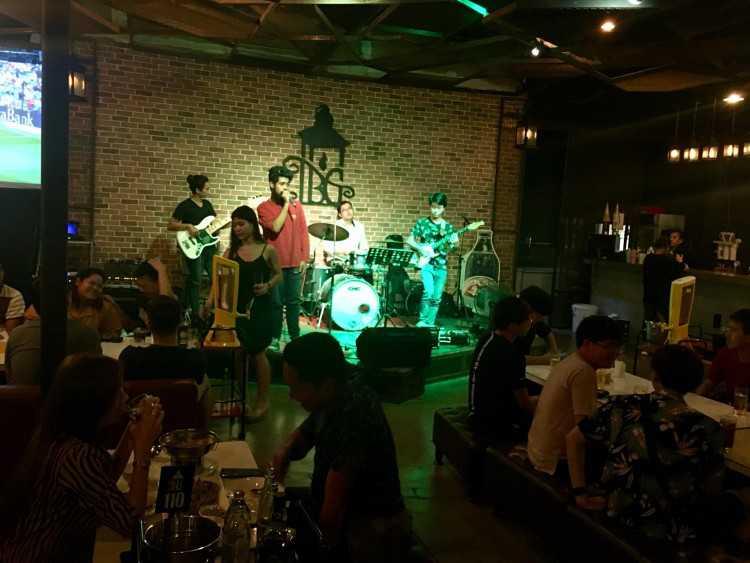 ธนบุรี การ์เดน (ThonBuri Garden) : กรุงเทพ (Bangkok)