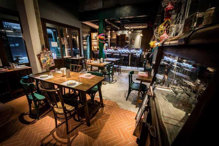 เออ Urban Rustic Thai : กรุงเทพ
