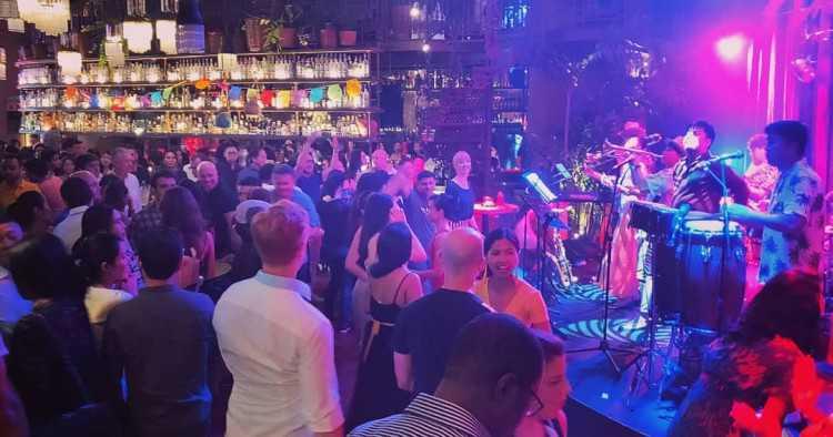 Flamenco Bangkok : กรุงเทพ
