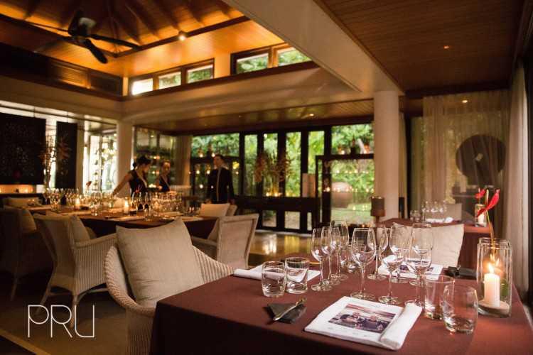 PRU Restaurant : Phuket