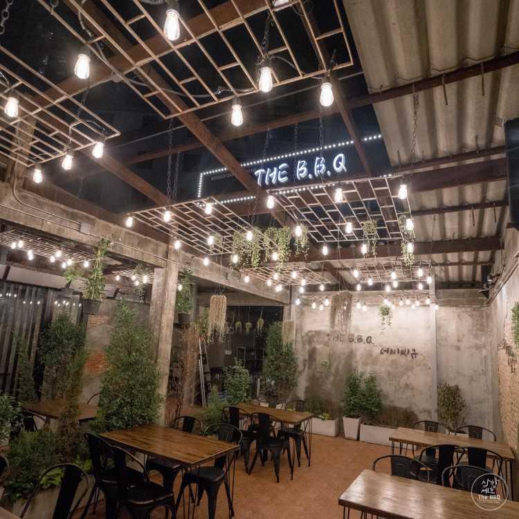 เดอะ บาร์บีคิว  (The-BBQ) : กรุงเทพ (Bangkok)
