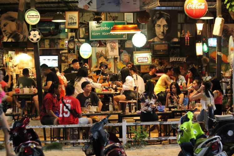 Klom Klom Kohlarn : Pattaya - Chon Buri - Rayong