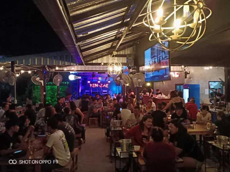 Yenzae Bar : Nakhon Sawan
