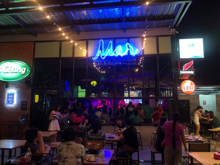 MAR Bar & Restaurant Chiang Mai : เชียงใหม่