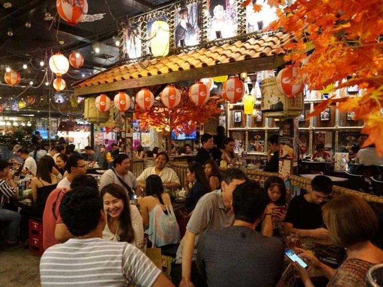 Kenshin Izakaya : Si Lom - Siam Square - Lang Suan - Phloen Chit