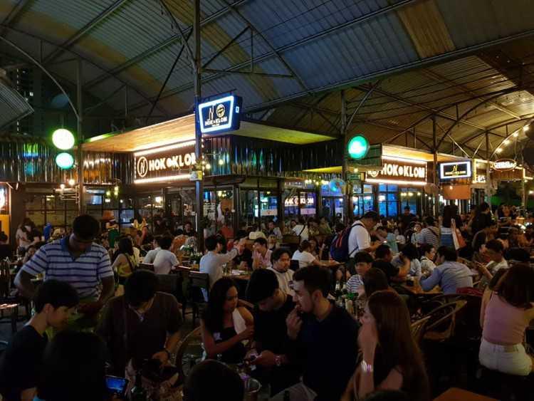 หก กลม Pub & Restaurant : พญาไท - ราชเทวี - โคโค่วอล์ค