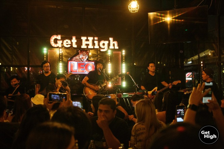 Get High : กรุงเทพ