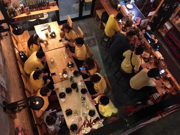Yakizen izakaya : Bangkok