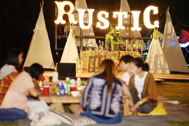Rustic Camping : ปราจีนบุรี