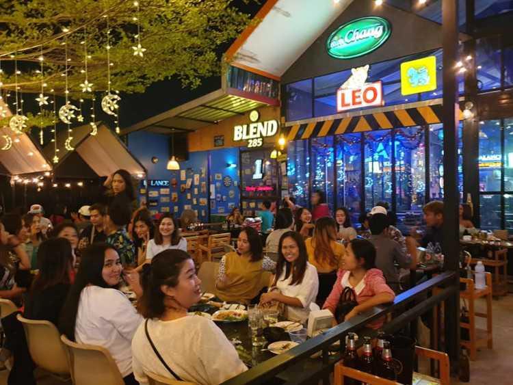 Balance Cafe'&Restaurant : แจ้งวัฒนะ - หลักสี่ - รังสิต - ปากเกร็ด - ปทุมธานี