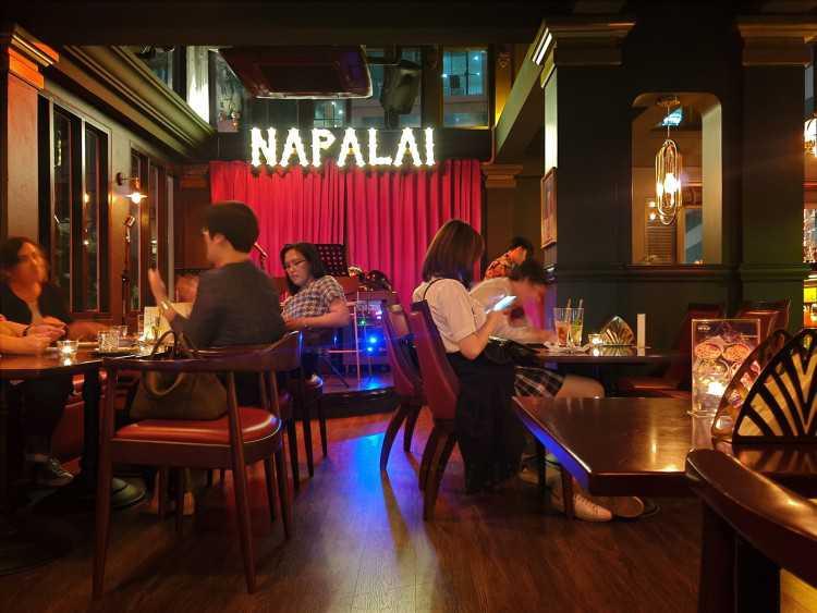 Napalai - Siam Jazz bar : กรุงเทพ