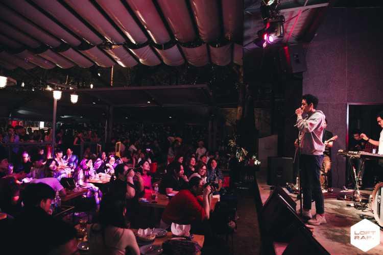 Loftrap Eatery & Bar : กรุงเทพ