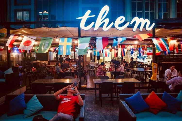 THEM BAR : Bangkok