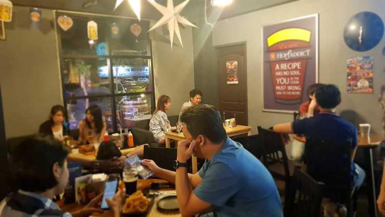 HopfAddict Rama IX : กรุงเทพ
