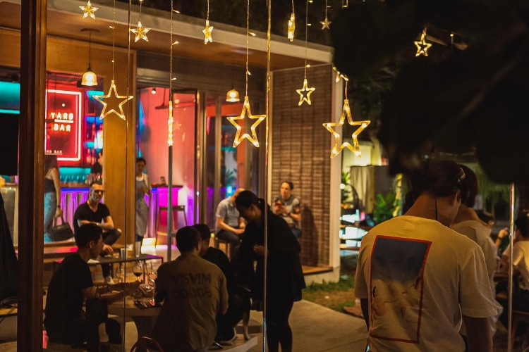 Yard Bar Bkk (ยาร์ดบาร์) : Bangkok (กรุงเทพ)