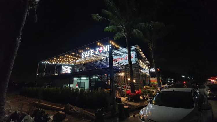 Safe Zone345 Bar & Restaurants : Pracha Chuen - Rama 5 - Nonthaburi