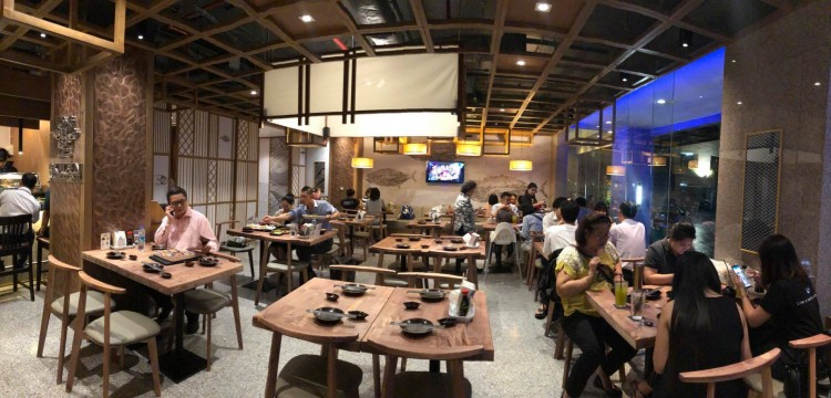 Kaizen Sushi & Hibachi : กรุงเทพ
