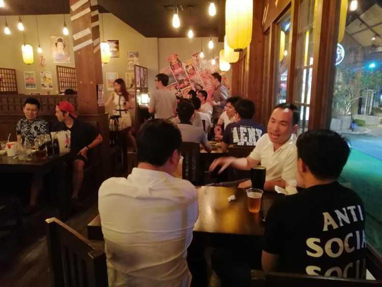 Kamiya Izakaya : ประชาชื่น - พระราม5 - นนทบุรี