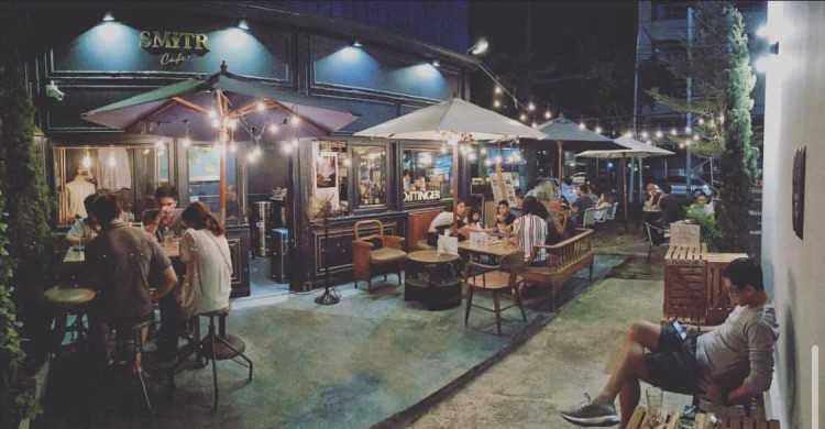 SMITR Café : กรุงเทพ