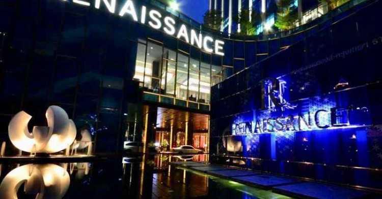 Flavors at Renaissance Bangkok Hotel : กรุงเทพ