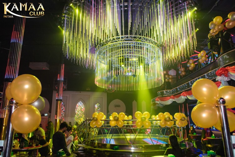 Kamaa Club Pattaya : พัทยา - ชลบุรี - ระยอง