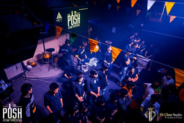 The POSH CLUB Pattaya : Pattaya - Chon Buri - Rayong