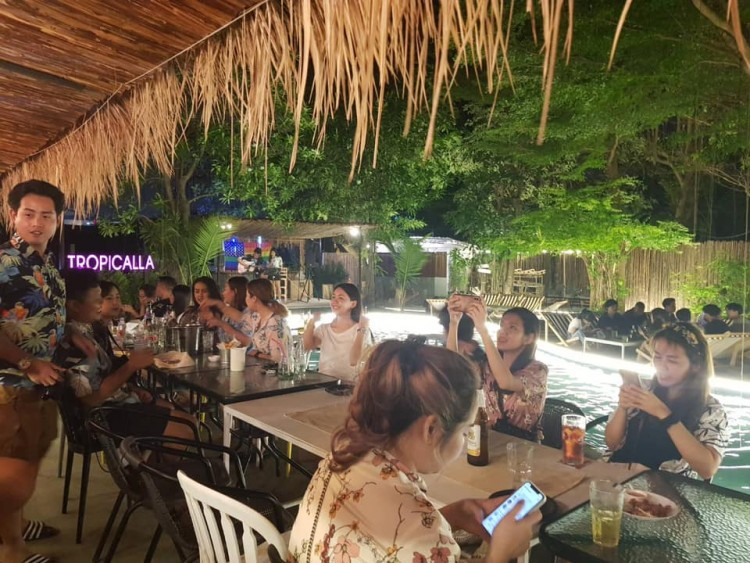 Tropicalla : ประชาชื่น - พระราม5 - นนทบุรี