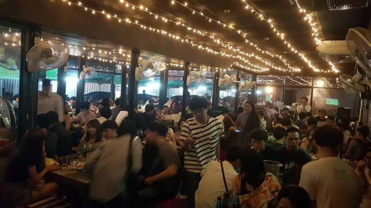 วิ้งค์บาร์ (WinkBar CocoWalk) : กรุงเทพ (Bangkok)