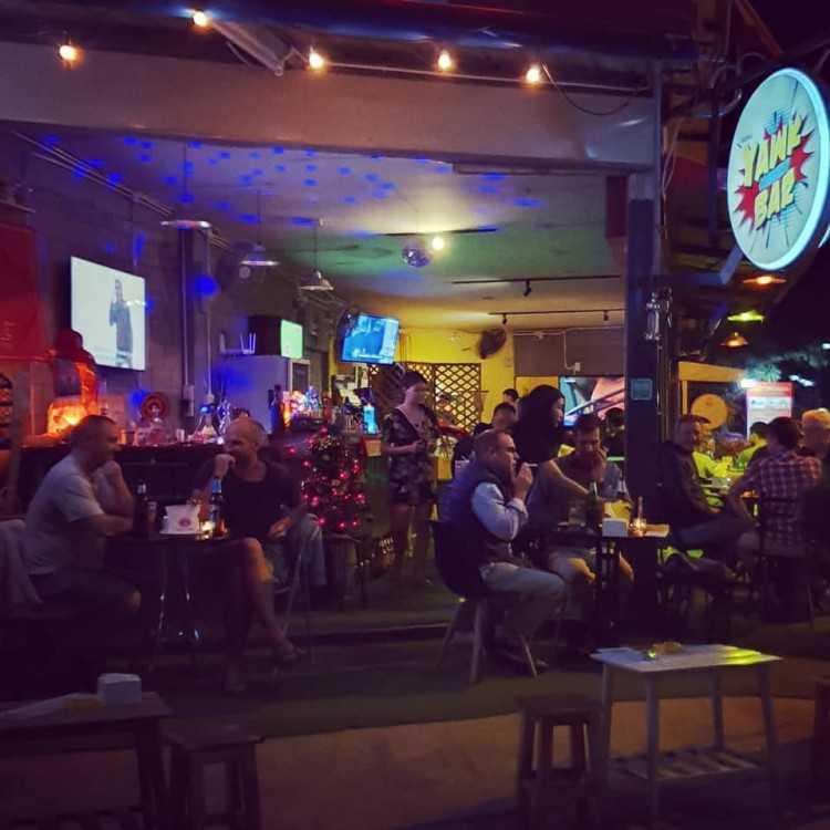 Yawk Bar ยอกบ่ะ : เชียงใหม่