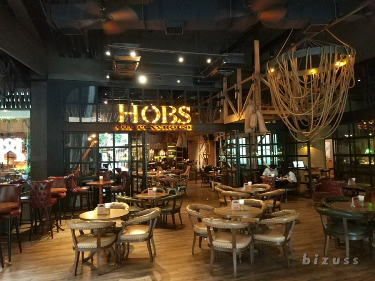 HOBS GROOVE CENTRAL WORLD : กรุงเทพ