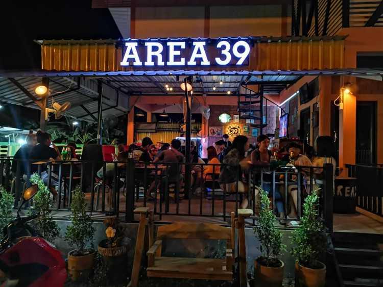 Area39 & Restaurant : พระนครศรีอยุธยา