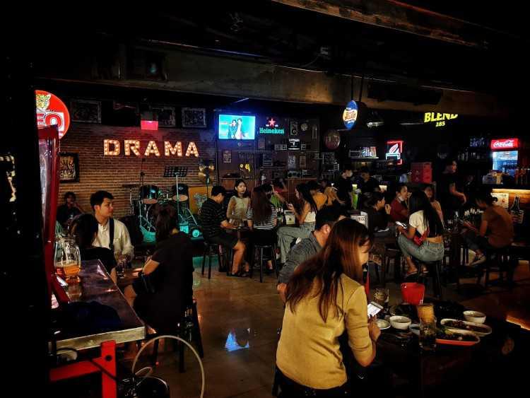Dramacafe2 : ลาดพร้าว - รามคำแหง - สุขาภิบาล