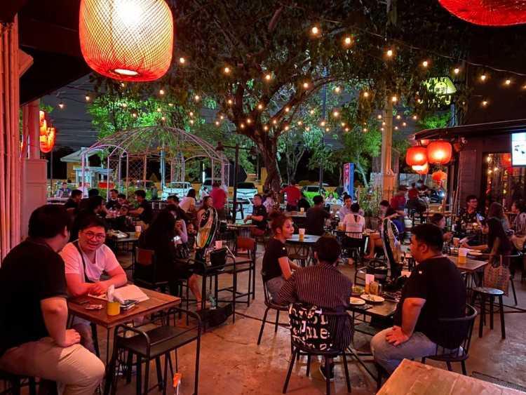 Chongjaroen Festival : กรุงเทพ