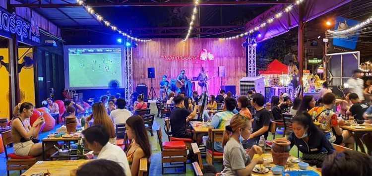 Sartsura : Pattaya - Chon Buri - Rayong