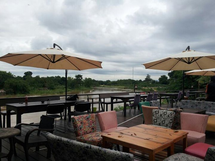 The Terrace at Wang river : Lampang