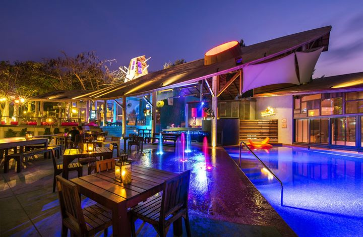 Bar and Bed (Koh Samed) : Pattaya - Chon Buri - Rayong