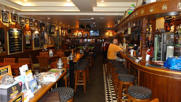 The Sportsman Pub (เดอะ สปอร์ตแมน ผับ) : Pattaya - Chon Buri - Rayong (พัทยา - ชลบุรี - ระยอง)