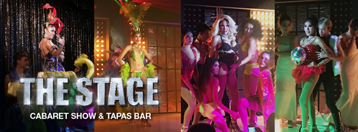 The Stage Cabaret Show & Tapas Bar : Surat Thani