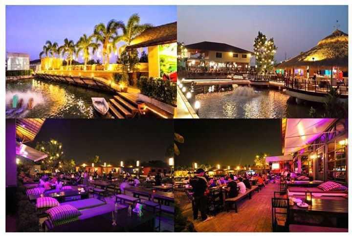 Lakehouse นัว  restaurant and music : Bangkok