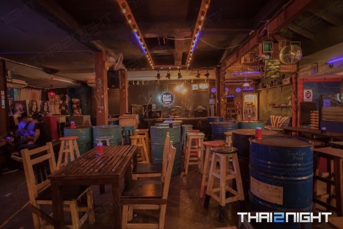 PLAY YARD by Studio Bar : กรุงเทพ