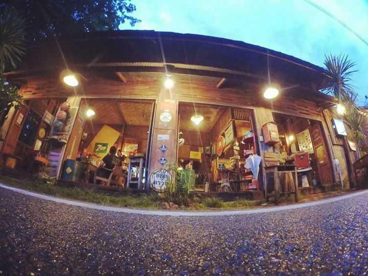 Ching Ching café Maesariang : แม่ฮ่องสอน