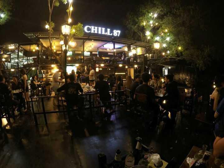 Chill87 : Bangkok