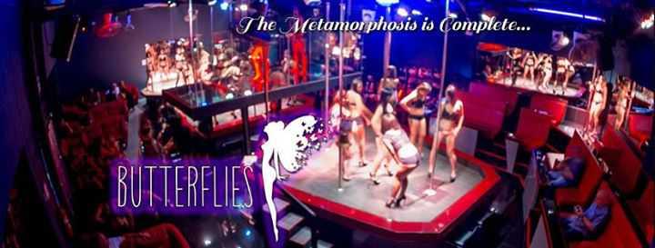 Butterflies Bangkok : กรุงเทพ