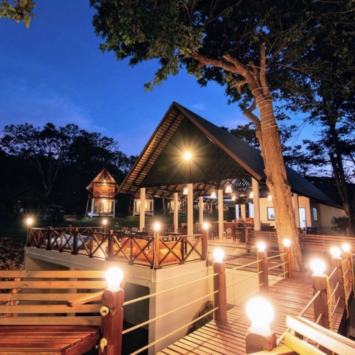 Phayamas Private Beach Resort : Ranong