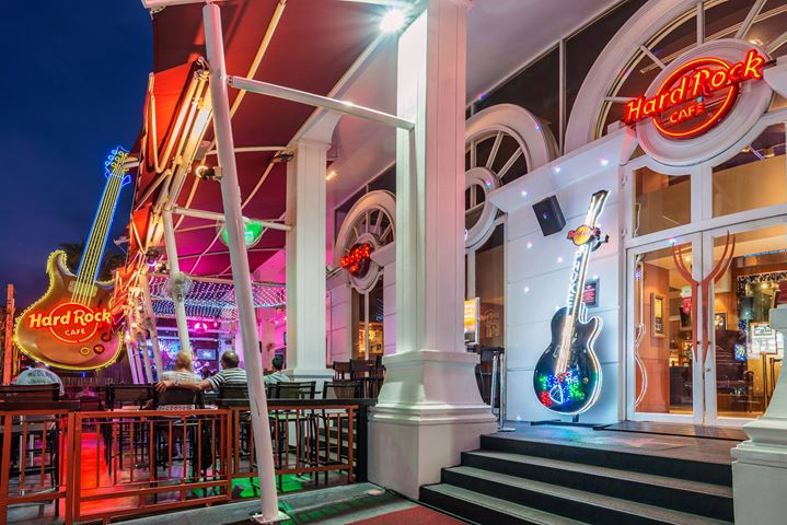 Hard Rock Cafe Phuket : Phuket