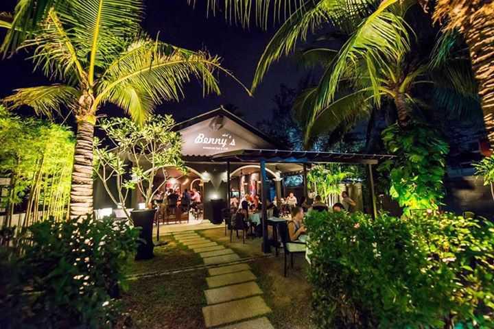 Benny's American Bar & Grill : Phuket