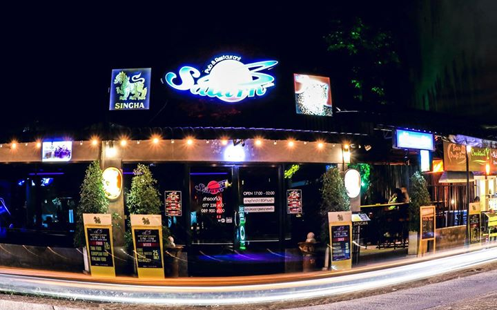 Saturn Pub : Surat Thani